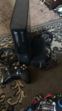Xbox360(newer) with cords and controller Great Falls, 59405