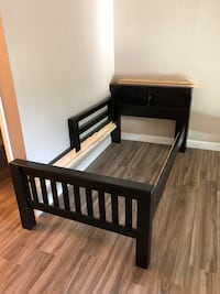 Brand new twin and also have a matching queen size bed frame  Garden Grove, 92841