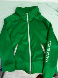 NEW Parasuco green hoodie  Vancouver, V6P 4G5