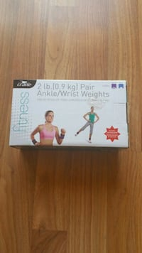 Ankle Wrist Weights 2lb Exercise Gear Winchester, 22602