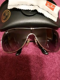 Ray ban RB 3211 real Ray ban. Not a replica. Must see. Hamilton