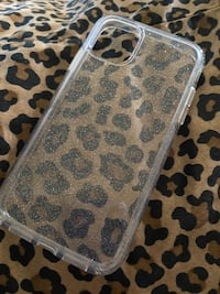 Glitter Otterbox iphone 11 case