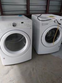 Whirlpool Large Front loader Washer and Dryer Smyrna