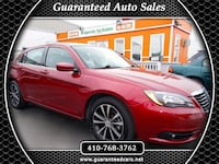 Chrysler 200 2012 Glen Burnie, 21061