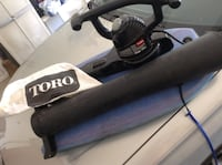 Toro-Electric-Leaf-Blower-Vacuum-Shredder-  North Las Vegas
