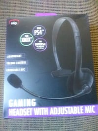 Universal gaming headset /4 XBOX- PS4  Pearl, 39208
