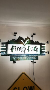 Flying Dog Neon Mount Airy, 21771