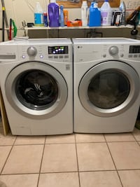 LG washer and dryer  Seaford, 11783
