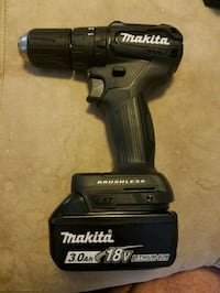 "Makita 18vLXT Lithium Ion Brushless 1/2"" Hammer Drill/Driver Rock Hill, 29730"