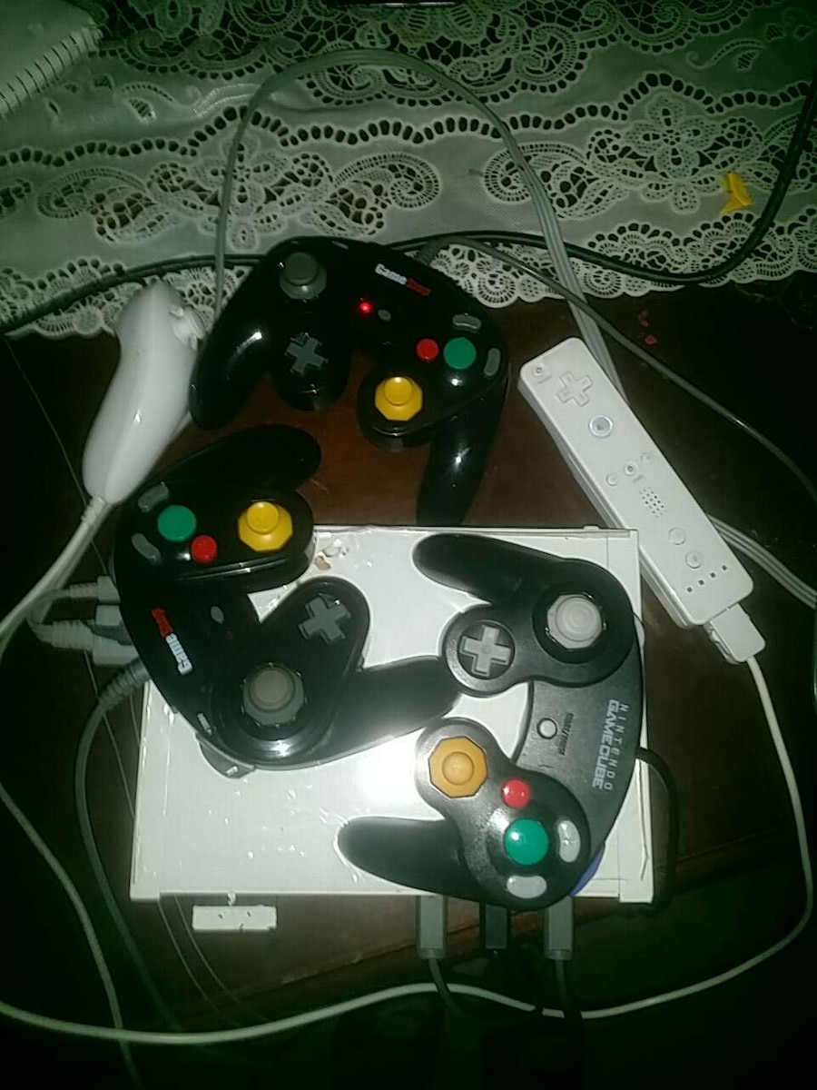 Letgo wii comes with supersmash great con in tulare ca for Galaxy 9 porterville