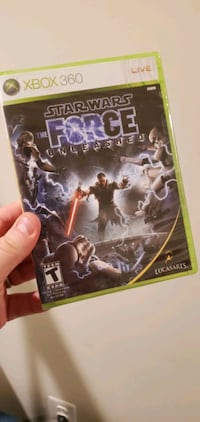 STAR WARS The Force Unleashed  South Riding, 20152