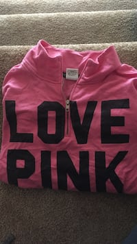 Pink and black pink by victoria's secret jacket Ann Arbor, 48103