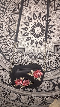 Rose Purse from Charlotte Russe Niles, 49120