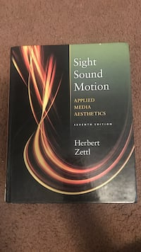 Sight Sound Motion Applied Media Aesthetics Seventh Edition Tallahassee, 32304