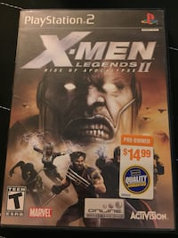 X Men (ps2) Frederick, 21702