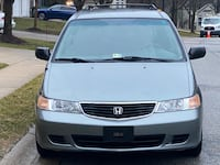 01 HONDA ODYSSEY MINIVAN-120k-NO MECHANICAL ISSUES-EXCELLENT  CONDITION   Columbia