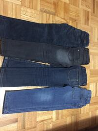 Pants 5 year girl.joe fresh .just use 1 month.its like new.its very good condition.4 pants 5 year girl. Côte-Saint-Luc, H4W
