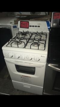 New Amana Mini Gas Range (scratched and dented) Baltimore, 21223
