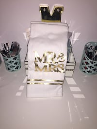 Brand new Mr & Mrs hand towel Vancouver, V5P