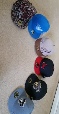 Fitted new era size 7 1/2 Vancouver
