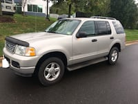 2004 Ford Explorer XLT 4WD, New Va inspection and Emissions  Manassas, 20109