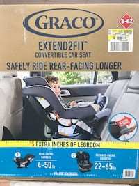 Graco Car Seat Washington, 20017