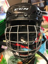 Hockey helmet  34 km