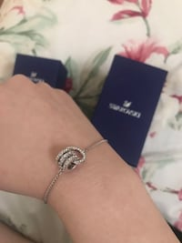 Swarovski bracelet with box