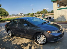 2012 Honda Civic 4D