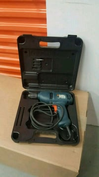 black and decker corded power drill Edgewater