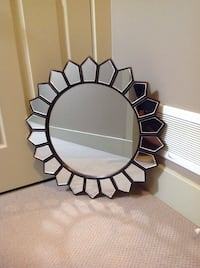 Wooden mirror West Kelowna