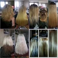 Sew-in extensions  Edmonton