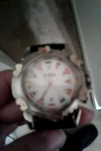 Guess nation flag watch ill do $15 as well  San Antonio, 78237