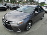 2017 Toyota Camry 2017 Toyota Camry - XLE LEA & BACK UP CAMERA langley, v3a1n2