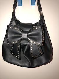black leather 2-way handbag Odenton, 21113