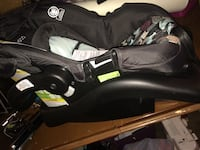 black and gray car seat carrier Calgary