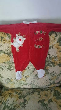 0-3 Month Christmas Outfit Edmonton, T5G 1E9