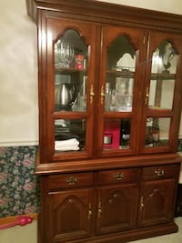 Wooden console / cupboard