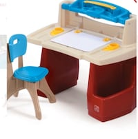 Step 2 kids art desk