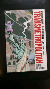 Transmetropolitan Graphic Novel Lot