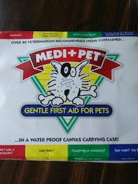 Pet first aid kit brand new.