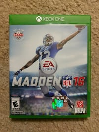 Madden NFL 16 for Xbox One Buffalo, 14228