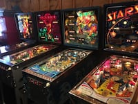 Wanted PINBALL MACHINES Pin-ball Arcade Winnipeg
