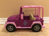 American Girl Our Generation Jeep