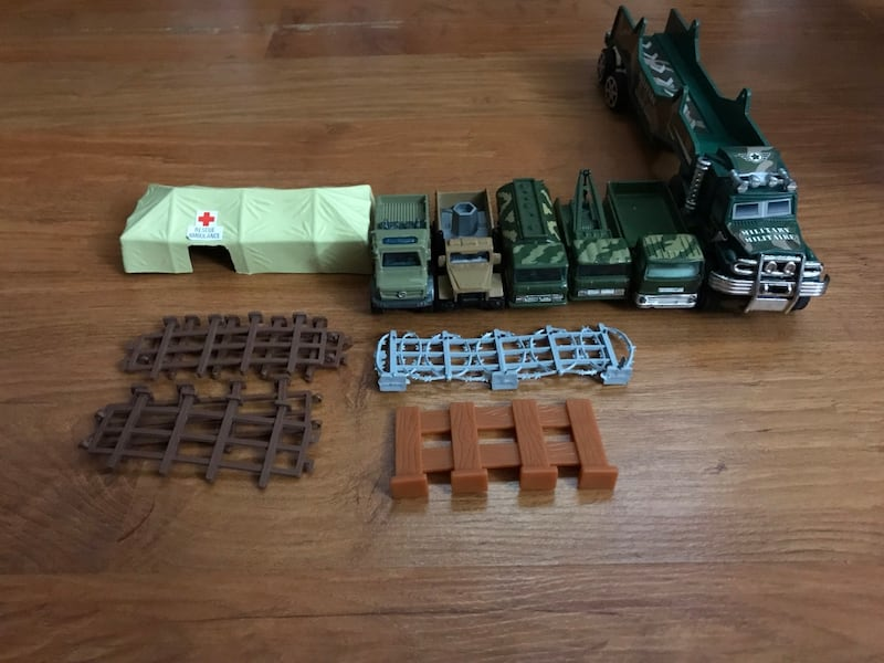 Army Lot 0