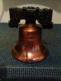 Liberty Bell knick knack/collectible.