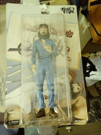 Cheech and Chong Figure plus other New York, 10029