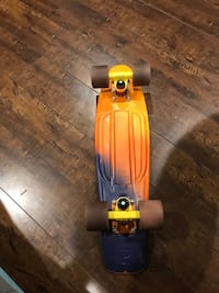 Yellow and black snowboard with bindings Garden Grove, 92844