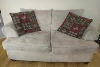 3 pc couch set. 1 seater, 2 seater and 3 seater Hamilton, L9B 0E3