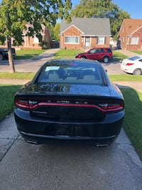 2019 Dodge Charger Detroit